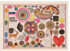 Alex Xatkevich | Henry Boxer Gallery - Outsider Art The Seventh Seal, Art Rules, Museum Collection, Outsider Art, Learn To Draw, Naive, Art School, The Outsiders, Kids Rugs