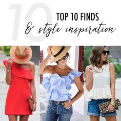 More Top 10 Deals & Spring Style Inspiration