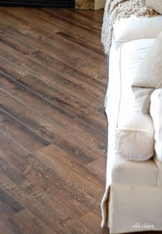 Flooring Reveal | Kitchen Sneak Peek - Rio Grande Valley Oak at Lumber Liquidators!