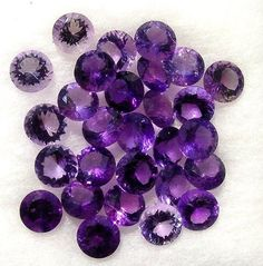 Purple passion - amethyst-faceted-round - www.myLusciousLife.com