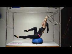 Pilates - Bosu + Presente para você - Clique no link aqui em baixo. - YouTube