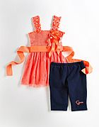 girls Guess outfit.