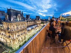 Paris Hotels and Restaurants With Amazing Views - Condé Nast Traveler