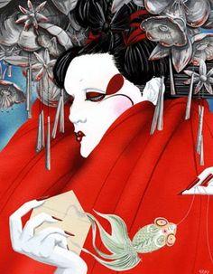 Richard Gray - Fashion Illustration