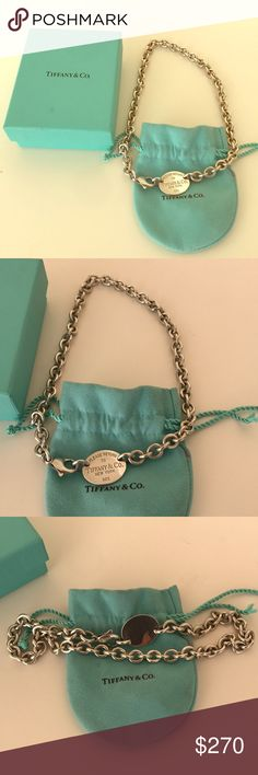 silver Tiffany & Co. choker necklace. silver Tiffany & Co. choker necklace. Tiffany & Co. Jewelry Necklaces
