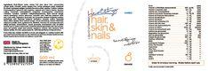 Healthy Hair, Skin & Nails - folyékony multivitamin komplex a szépségért Vitamins For Women, Hair Skin Nails, Healthy Hair, Woman, Women, Healthy Hair Tips