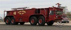 OSHKOSH M3000 FIRE TRUCK