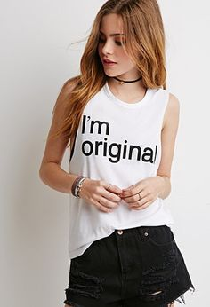 Original Muscle Tee | Forever 21 - 2000078086