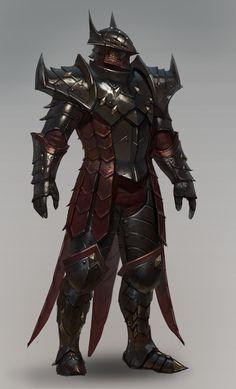 ArtStation - armor7 , sueng hoon woo