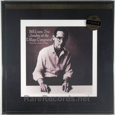 Bill Evans - Sunday at the Village Vanguard (Mobile Fidelity; 2017)  Limited edition (3000 copies) 45 RPM box set of a legendary 1961 club date.  One of the best-sounding (and best!) jazz albums ever. #records #albums #LP #vinyl  Click here to learn more about this record: https://www.rarerecords.net/store/bill-evans-sunday-at-the-village-vanguard-sealed-mfsl-one-step-box-set/  https://www.rarerecords.net/store/bill-evans-sunday-at-the-village-vanguard-sealed-mfsl-one-step-box-set/