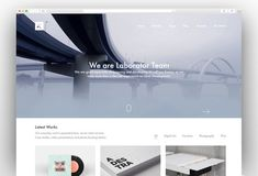 IT Companies and Tech Startups WordPress Themes 2019 - New Template Professional Wordpress Themes, Best Wordpress Themes, Dentist Website, Amazing Websites, Construction Services, Everything Is Possible, Creating A Business, Photography Website, Travel Agency