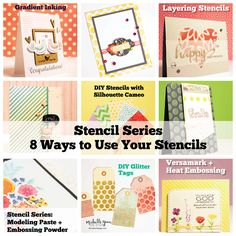 Stencil Series Roundup + GIVEAWAY! — Michelle Yuen Design