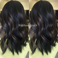 See this Instagram photo by @paintedhair • 3,563 likes