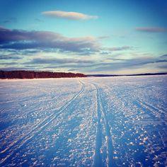 Storsjön #Östersund #Jämtland #Sweden