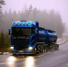 Big Rig Trucks, Semi Trucks, Scania V8, Highway To Hell, Volvo Trucks, Big Wheel, Rigs, Trailers, Scandinavian