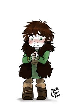 Little Hiccup ^.^ ♡