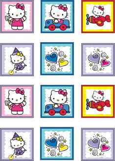 Good website for miscellaneous free printables...www.familyshoppingbag.com