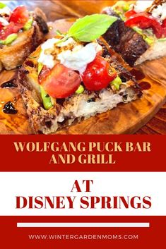 We visited Wolfgang Puck Bar & Grill at Disney Springs recently and were blown away by the amazing food, drinks, and service! #wolfgangpuck #orlandorestaurants #orlando # disneysprings #orlandoflorida Disney On A Budget, Disney World Vacation Planning, Trip Planning, Orlando Restaurants, Disney World Restaurants, Disney Drinks, Disney Snacks, Disney World Characters, Disney World Food