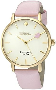 Image result for kate spade pig watch