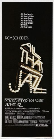 """""""All That Jazz"""", musical film by Bob Fosse (USA, 1979)"""