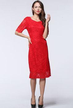 Arden b red dress ukulele