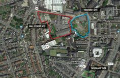 Blackpitts Rising: Developers Dust Off Boom-Time Plans – Dublin Inquirer Dust Off, St Thomas, Secondary School, Dublin, Art History, City Photo, Medieval, Ireland, Tours