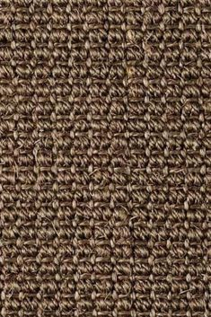 Sisal Super Bouclé Bickton is the perfect choice if you are looking for a chocolate brown flooring. Order your sample today. Hall Carpet, Carpet Stairs, Diy Carpet, Alternative Flooring, Natural Weave, Natural Flooring, Natural Carpet, Brown Carpet, Textured Carpet