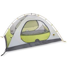 Mountainsmith Morrison 2 Person 3 Season Tent (Citron Green)  I have one of these and can recommend - great small tent