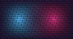 Brick with led glow background Premium V. Simple Background Images, Desktop Background Pictures, Banner Background Images, Poster Background Design, Seamless Background, Vector Background, Youtube Banner Backgrounds, Neon Backgrounds, Phone Wallpaper Design
