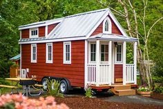 Vacation tiny just outside of Portland with gorgeous views of Mt. Hood. More Info   Book now