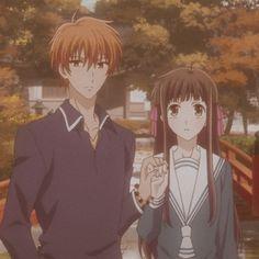 Fruits Basket Cosplay, Fruits Basket Manga, Manga Anime, Anime Art, Anime Life, Cute Anime Couples, Anime Ships, Shoujo, Aesthetic Anime