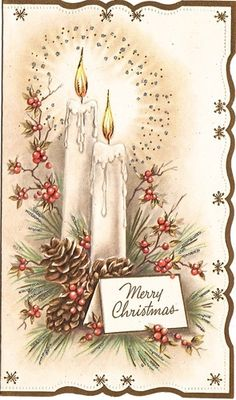 Glittered walking to church in the snow 1950s vintage christmas find this pin and more on christmas card by mickie diehl m4hsunfo