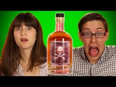 We Gave Americans Weird International Liquors And The Results Were Ridiculous