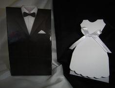 Resultado de imagem para caixinhas para bem casados noivinhos