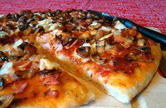 KVÁSKOVÁ PIZZA Hawaiian Pizza, Vegetable Pizza, Vegetables, 4 Kids, Food, Meal, Essen, Vegetable Recipes, Hoods