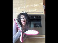 come pulire il forno in 5 minuti - YouTube