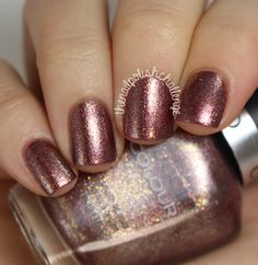 Cafe Cuccio Fall/Winter 2014 Swatches and Review | The Nail Polish Challenge | Bloglovin'