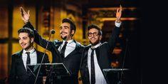 """Il Volo con """"Notte Magica – A tribute To the Three Tenors"""" conquistano il disco di platino"""