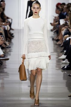 #NYFW #Spring2016 Jason Wu Spring 2016 Ready-to-Wear Collection Photos - Vogue