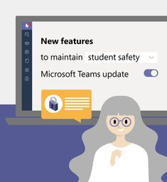 With these new features in Microsoft Teams, you'll have more control before, during, and after meetings and class discussions.   🔇 Hard Audio Mute 🙋♀️ Student Lobby 🔒 Control when students join meetings by policy  💻 Custom video background policy  Read about these and more back-to-school features.