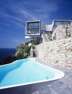 Holman House by  Erin #house #villa