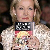 Auteur JK Rowling