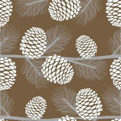 Elegant Forest Printed Gift Wrap - Jumbo Rolls - Gift Wrap - Holiday Collection
