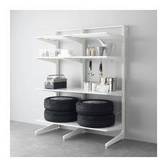 IKEA - ALGOT, Pfosten/Fuß/Böden