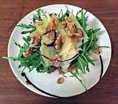 la fabrica tapas restaurant  manchego cheese salad