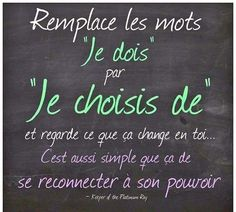 Remplace... www.alaintitecasexologue.com Positive Mind, Positive Attitude, Positive Thoughts, Positive Vibes, Positive Quotes, Miracle Morning, Quote Citation, French Quotes, Happy Mom