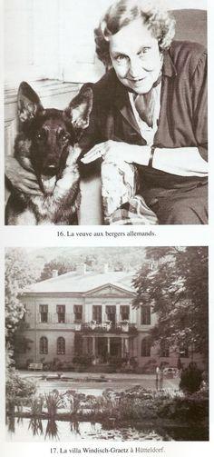 Archduchess Elisabeth 'Erzi', Otto Windisch-Graetz and their family