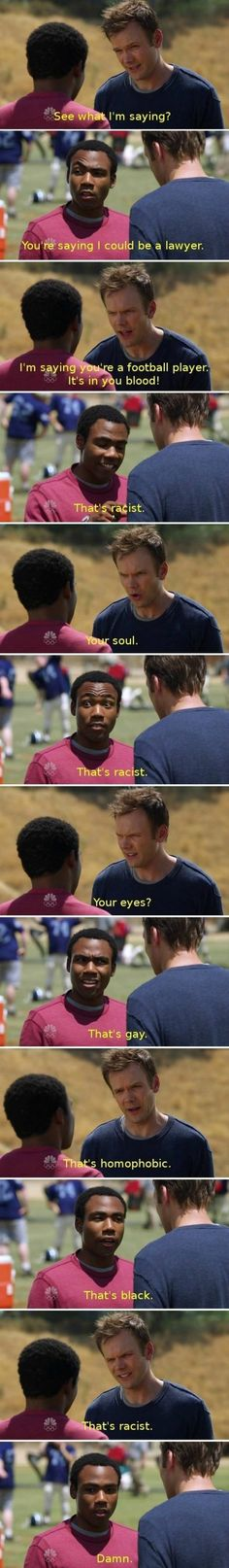 Ahhh Community. Come back to me!