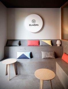 Olhöps Craft Beer House in Valencia, Spain by Borja Garcia Studio