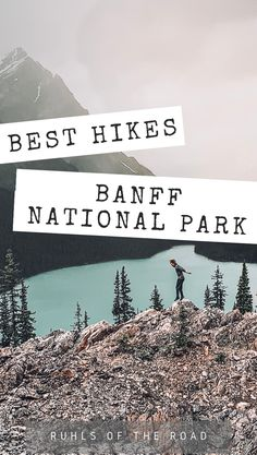 the best hikes in banff national park Banff is one of the most stunning places on planet earth. We put together the 7 best hikes in Banff National Park! National Park Camping, Canada National Parks, Banff National Park, Hiking Tips, Camping And Hiking, Camping Guide, Hiking Food, Hiking Spots, Quebec